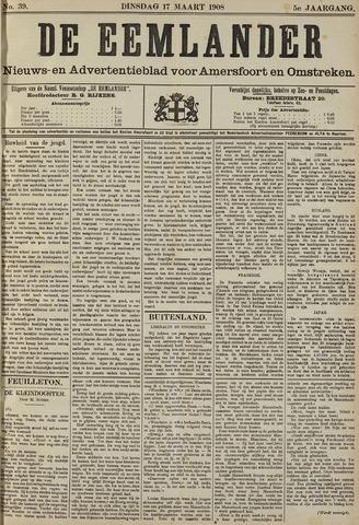 De Eemlander 1908-03-17