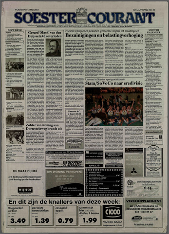 Soester Courant 2004-05-12