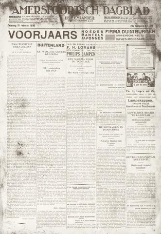 Amersfoortsch Dagblad / De Eemlander 1930-02-15