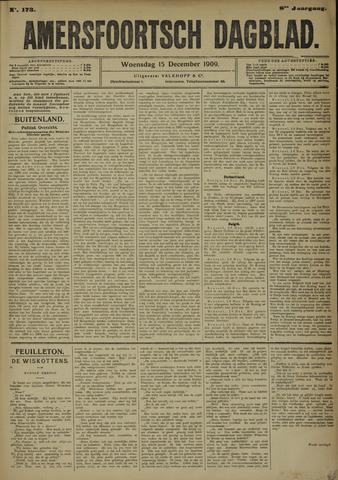 Amersfoortsch Dagblad 1909-12-15