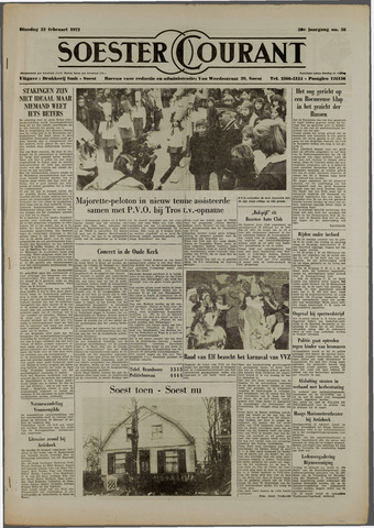 Soester Courant 1972-02-22