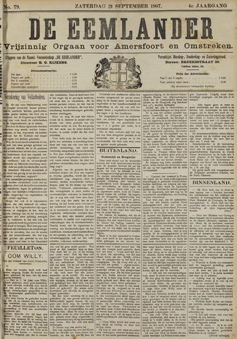 De Eemlander 1907-09-21