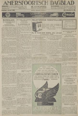 Amersfoortsch Dagblad / De Eemlander 1928-02-04