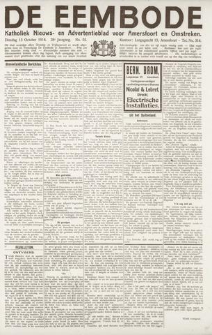 De Eembode 1914-10-13