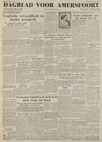 Dagblad voor Amersfoort 1948-04-27