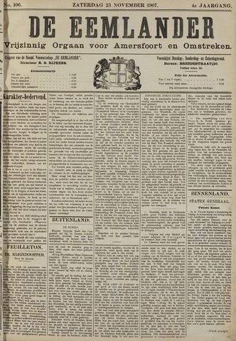 De Eemlander 1907-11-23