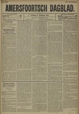 Amersfoortsch Dagblad 1911-10-27