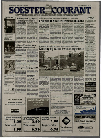 Soester Courant 2004-08-18