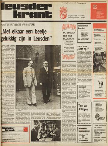 Leusder Krant 1975-09-18