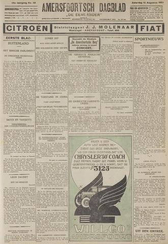Amersfoortsch Dagblad / De Eemlander 1927-08-13
