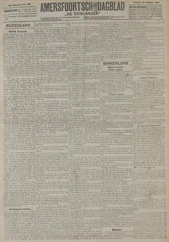 Amersfoortsch Dagblad / De Eemlander 1919-10-24