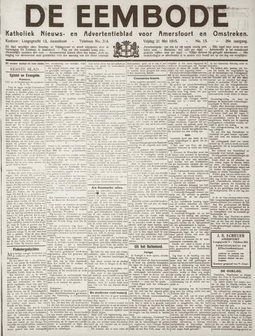 De Eembode 1915-05-21