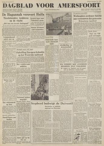 Dagblad voor Amersfoort 1948-04-23