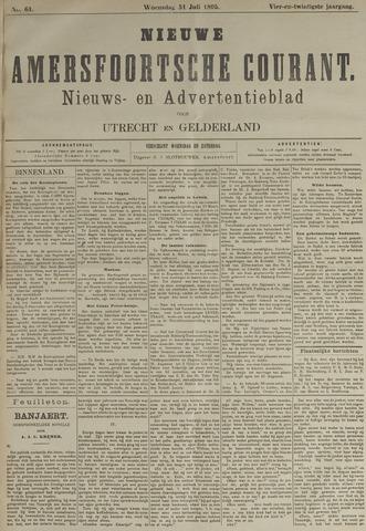 Nieuwe Amersfoortsche Courant 1895-07-31