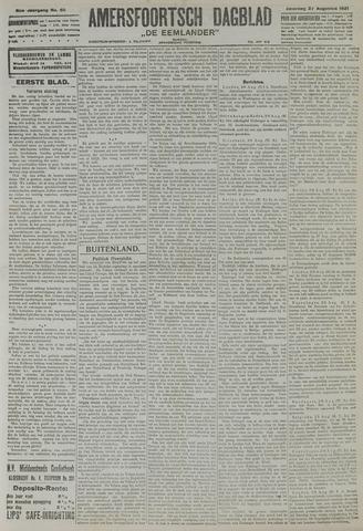 Amersfoortsch Dagblad / De Eemlander 1921-08-27