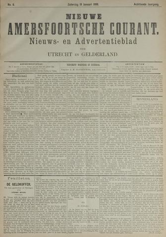 Nieuwe Amersfoortsche Courant 1889-01-19