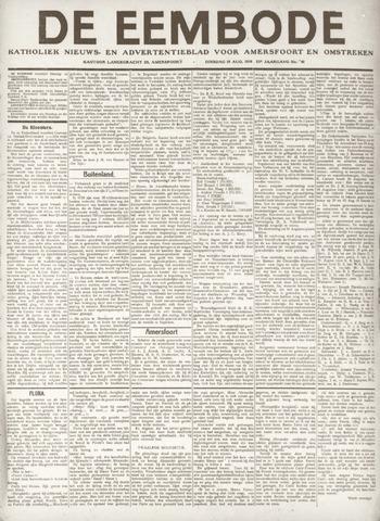 De Eembode 1919-08-19