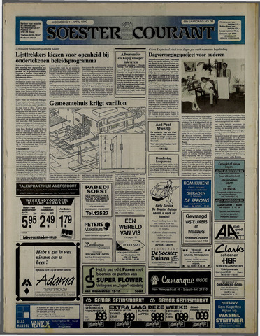 Soester Courant 1990-04-11