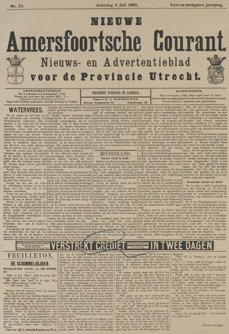 Nieuwe Amersfoortsche Courant 1905-07-08