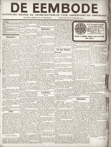 De Eembode 1919-07-25