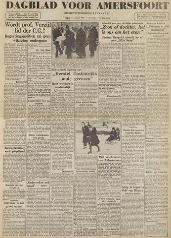Dagblad voor Amersfoort 1947-01-31