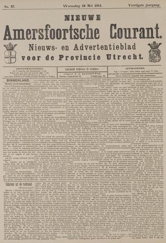 Nieuwe Amersfoortsche Courant 1911-05-10