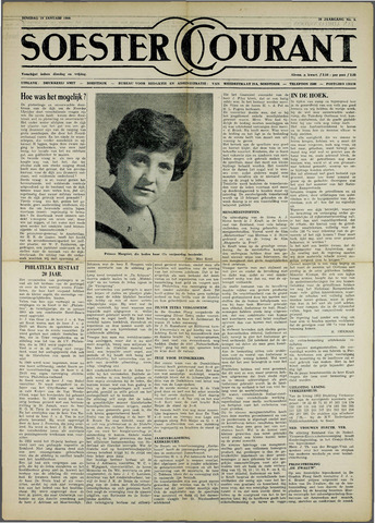 Soester Courant 1960-01-19