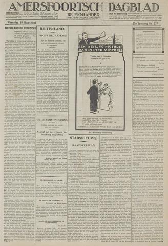 Amersfoortsch Dagblad / De Eemlander 1929-03-27