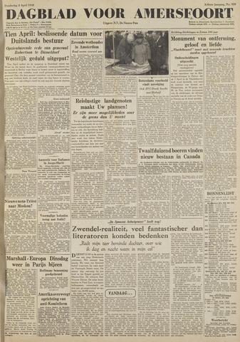 Dagblad voor Amersfoort 1948-04-08
