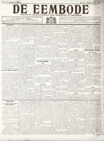 De Eembode 1913-10-24