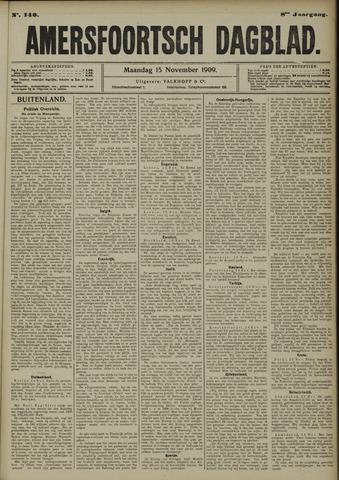 Amersfoortsch Dagblad 1909-11-15