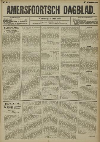 Amersfoortsch Dagblad 1907-05-15