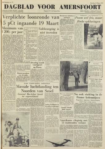 Dagblad voor Amersfoort 1951-03-24