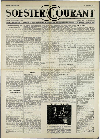 Soester Courant 1960-01-12