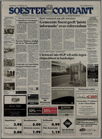Soester Courant 2004-12-01