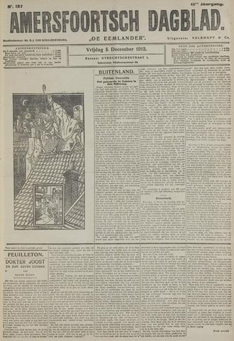 Amersfoortsch Dagblad / De Eemlander 1913-12-05