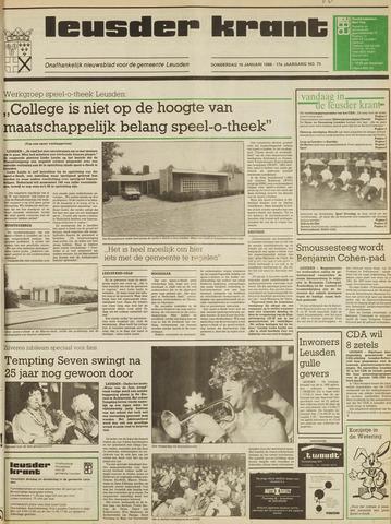 Leusder Krant 1986-01-16