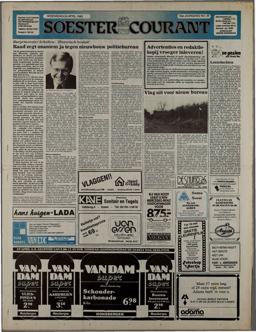 Soester Courant 1985-04-24