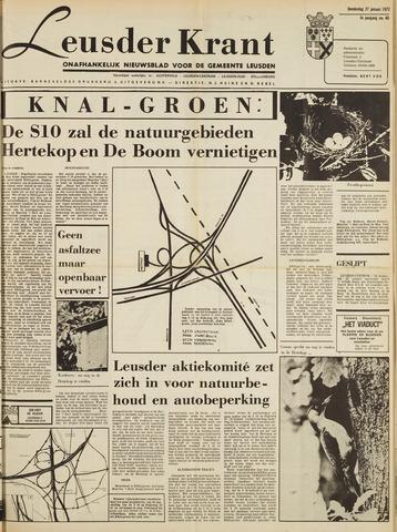 Leusder Krant 1972-01-27