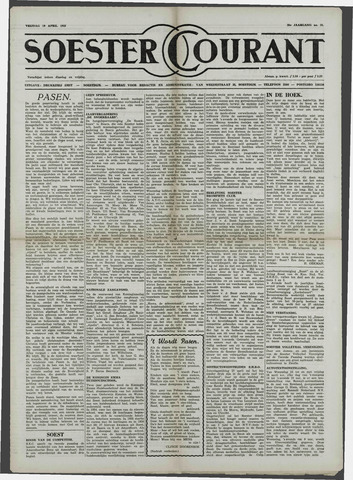 Soester Courant 1957-04-19