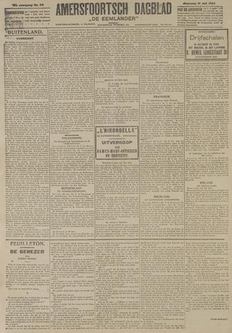 Amersfoortsch Dagblad / De Eemlander 1922-07-31