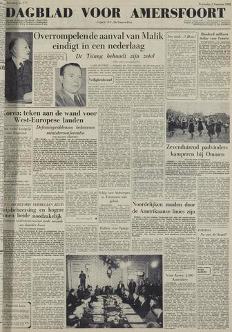 Dagblad voor Amersfoort 1950-08-02