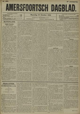 Amersfoortsch Dagblad 1908-10-26