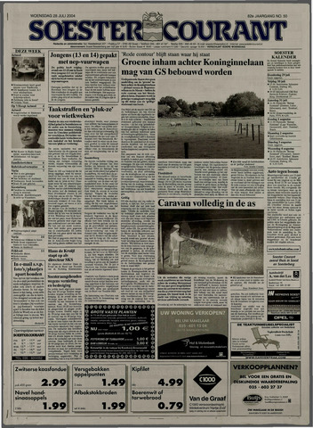 Soester Courant 2004-07-28
