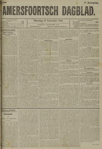 Amersfoortsch Dagblad 1902-11-08