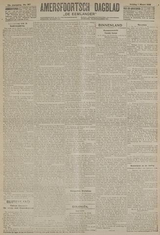Amersfoortsch Dagblad / De Eemlander 1918-03-01
