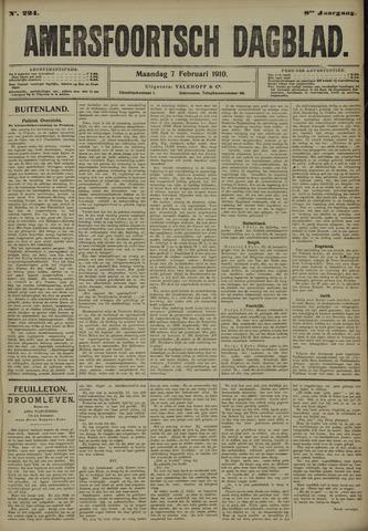 Amersfoortsch Dagblad 1910-02-07