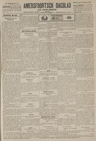 Amersfoortsch Dagblad / De Eemlander 1927-01-27