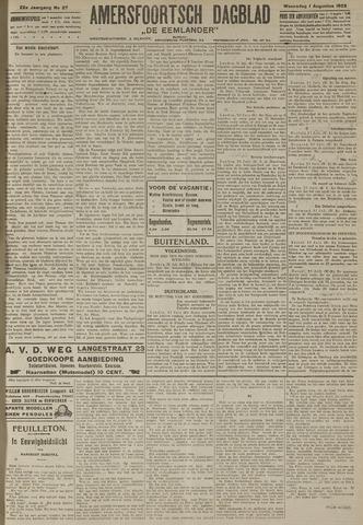 Amersfoortsch Dagblad / De Eemlander 1923-08-01