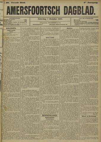 Amersfoortsch Dagblad 1905-10-07